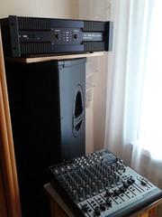 музыкальная аппаратура BENRINGER