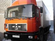 Продам грузовую автомашину MAN.